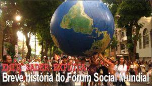 Emir Sader e o Fórum social mundial 2011