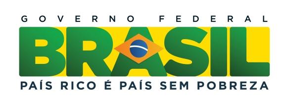Logomarca oficial do Governo Federal