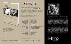 Lançamento do livro de Luiz Garrido
