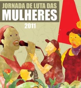 Mulheres na luta contra os agrotóxicos 2011