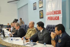 Audiência pública da ALESC aumenta pressão por segurança