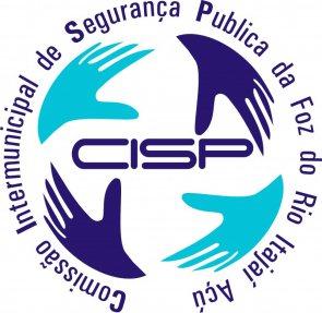 Logo da Comissão Intermunicipal de Segurança Pública - Cisp