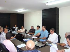 Reunião da Cisp em Balneário Camboriú