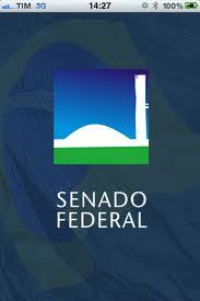 Senado Federal no iPhone