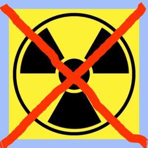 Não a radioatividade