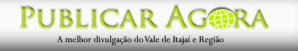 Banner do Publicar Agora