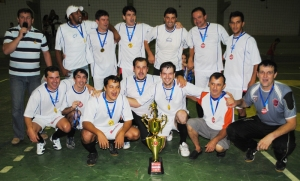 Padaria Pafean vence Campeonato Municipal de Futsal