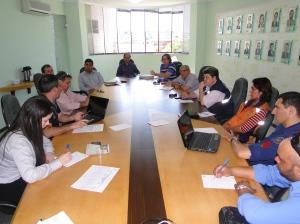 Colegiado de Defesa Civil da AMFRI busca audiência com o governador Raimundo Colombo