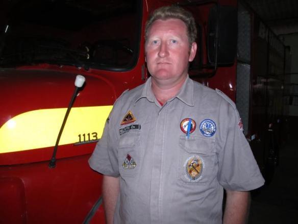 Bombeiros Voluntários tem novo comandante operacional