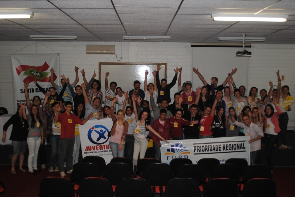 2ª conferência regional de juventude