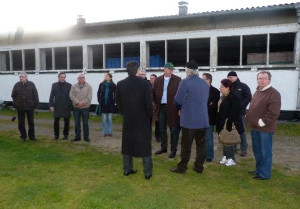 Gestores públicos conhecem usina de biogás