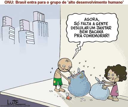 IDH Brasil 2011