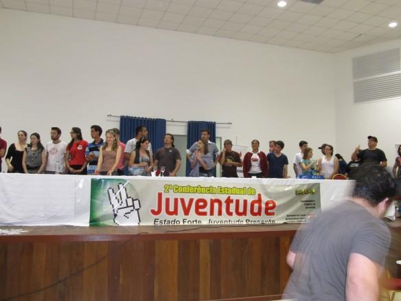 II Conferência Estadual de Juventude