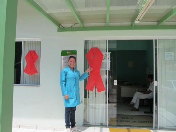 Unidade básica de saúde do Braço do Baú