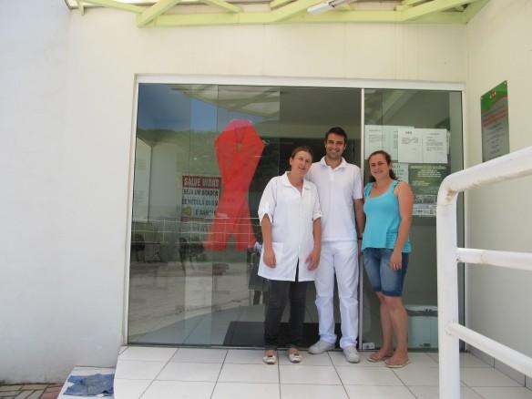 Secretaria de saúde faz campanha contra Aids