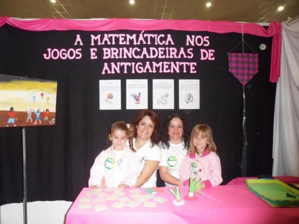 Trabalho de Ilhota é destaque em Feira Catarinense de Matemátia