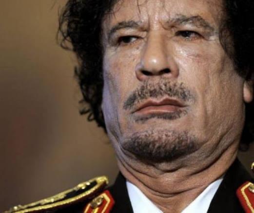 Muamar Kadafi