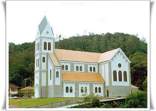 Paroquia São Vicente de Paulo