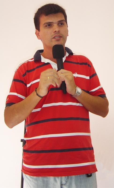Raul Fernando dos Santos, secretário de educação