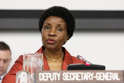 Vice-Secretária-Geral das Nações Unidas, Asha-Rose Migiro