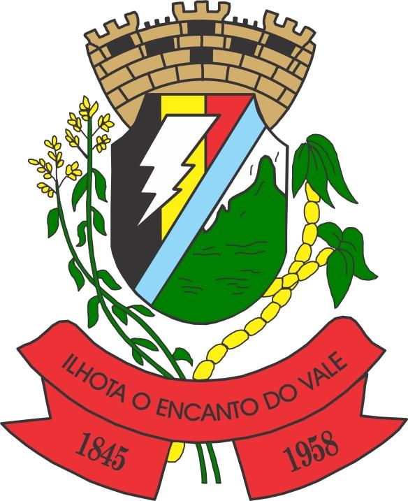 Brasão da Prefeitura de Ilhota