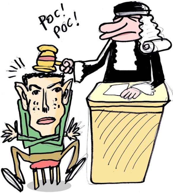 Determinação judicial