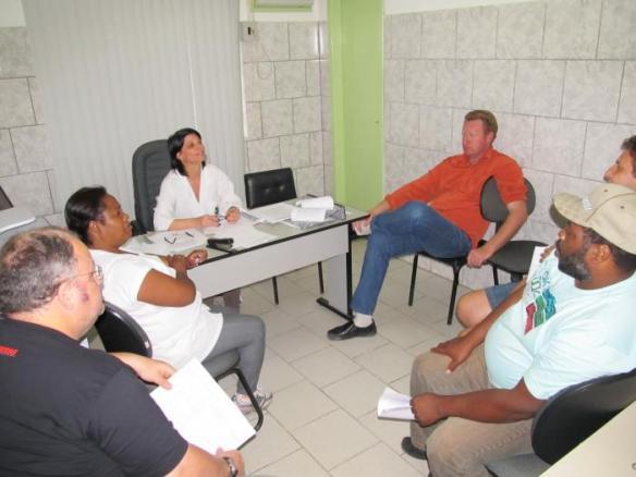 Conselho de Saúde realiza última reunião do ano