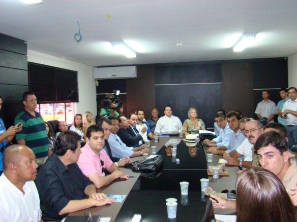 Reunião da Cisp em Balneário Camboriú que tratou do assunto
