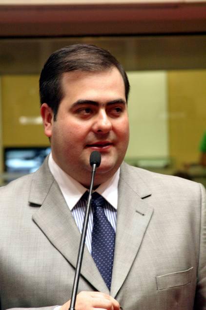 Deputado Carlos Chiodini