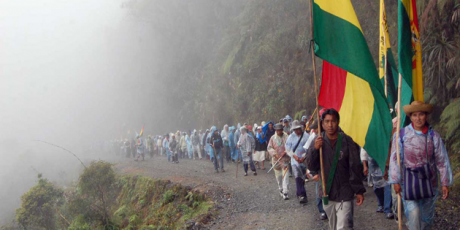 Continuem firmes. Salvem a Amazônia
