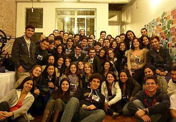 Embaixadores Choice participaram de congresso em 2011
