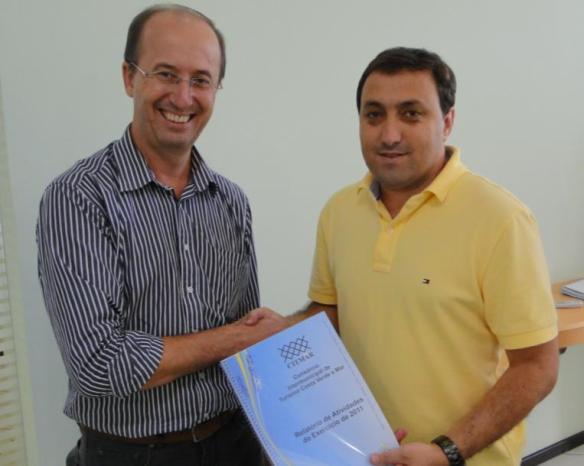 Prefeito Ademar Felisky de Ilhota é eleito presidente da AMFRI