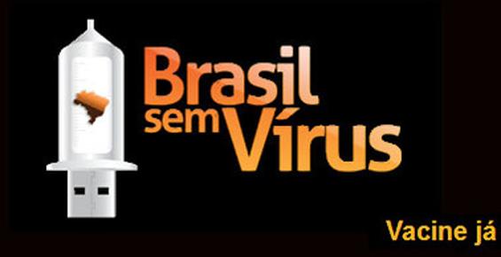 Brasil sem vírus