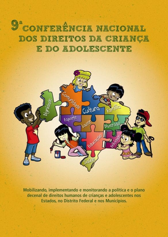3ª Conferência Nacional da Criança e do Adolescentes