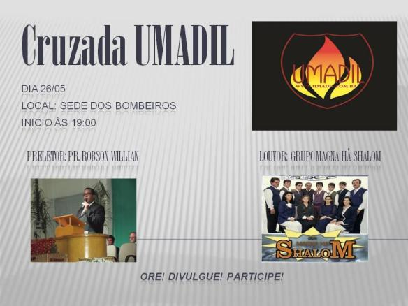 Cruzada Umadil 2012