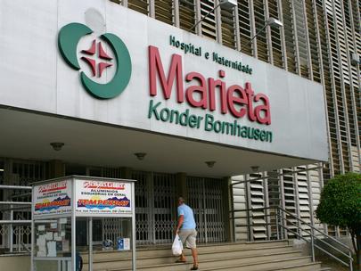 Hospital Marieta, de Itajaí
