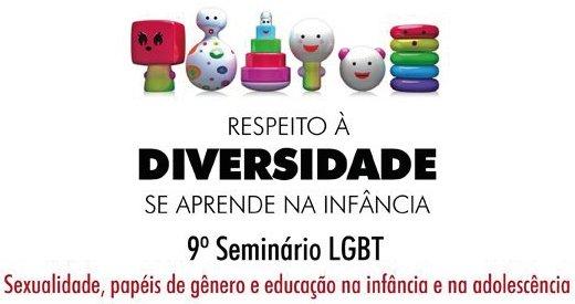 Seminário LGBT
