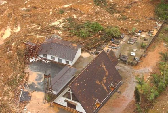 Calamidade de Ilhota em 2008