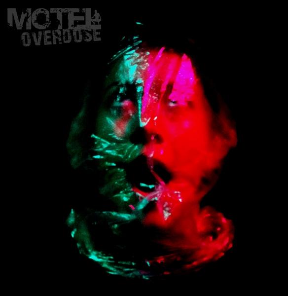 Capa do CD da banda Motel Overdose
