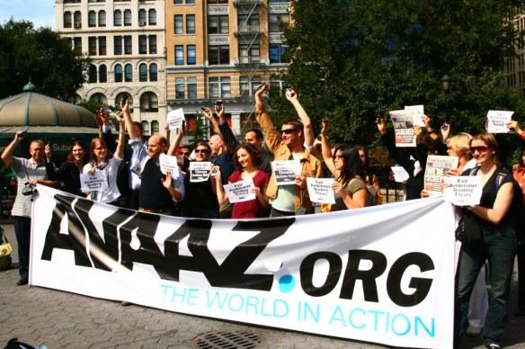 Movimento Avaaz