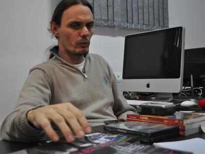 Altair Hoppe em entrevista ao Jornal Diarinho