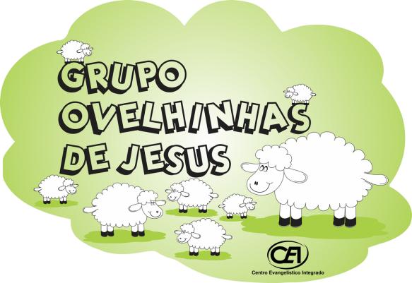Logo do grupo Ovelhinhas de Jesus
