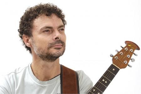 Luiz Alberto Vicentini, no Teatro Carlos Gomes