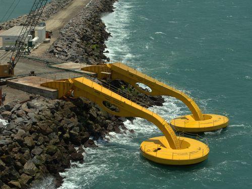 País começa a explorar energia limpa das ondas
