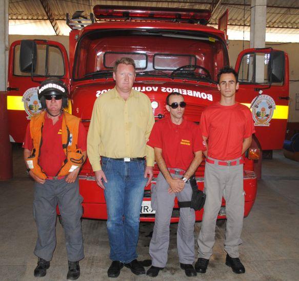 Bombeiros Voluntários de Ilhota