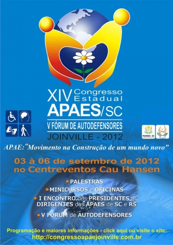 XIV Congresso Estadual das APAEs