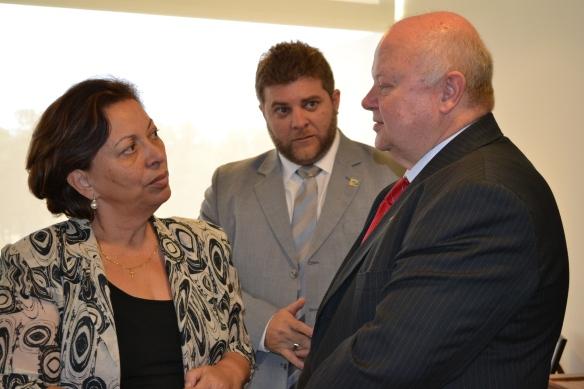 Para Hinnig, Santa Catarina será referência internacional através do Invest in SC