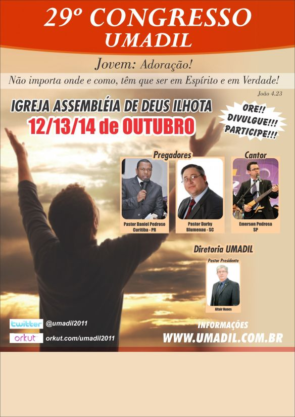 29° Congresso UMADIL