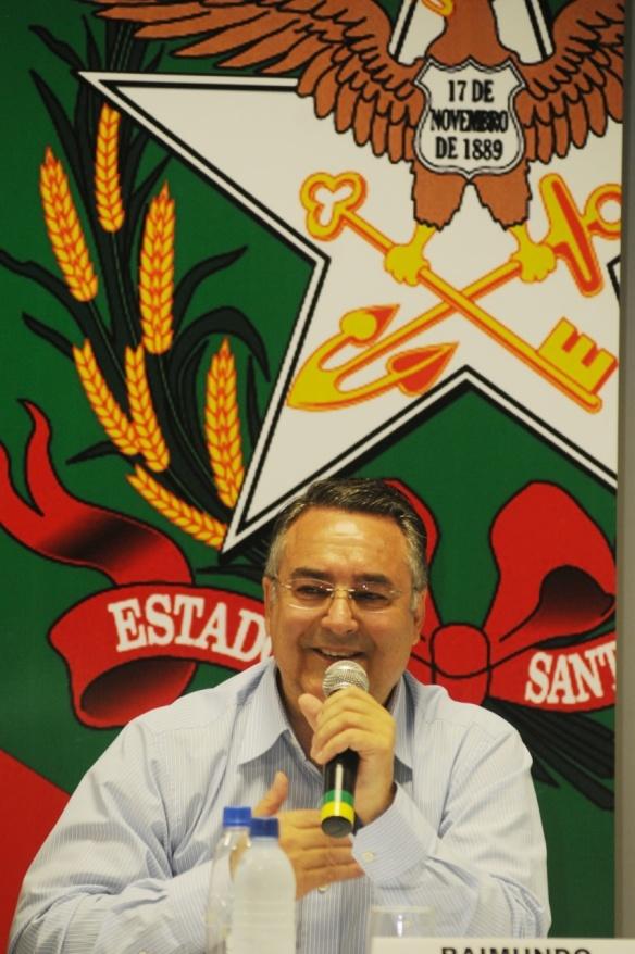 Governador Raimundo Colombo