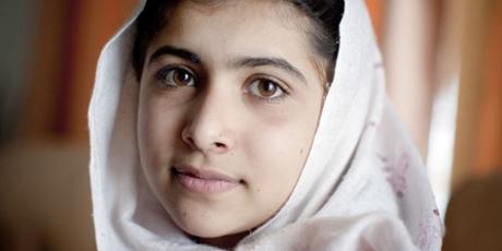 A esperança de Malala